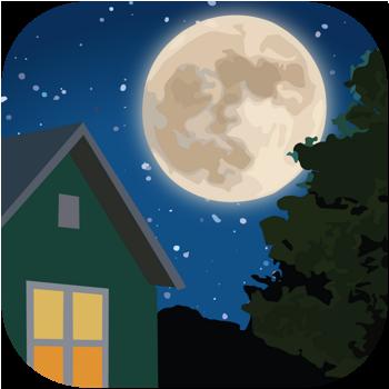Good Night Tales™ app icon